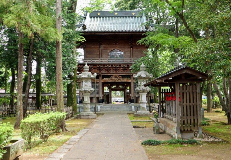 Joubokuin Temple 1