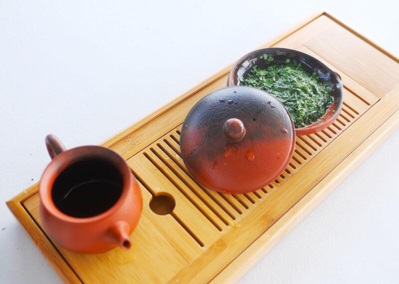 Tea Field Therapy in Sayama